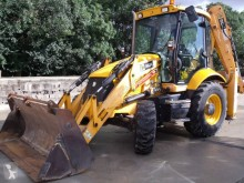 JCB incarcator pe roti second-hand