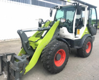 Mini gummiged Claas TORION 639