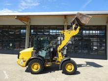 Caterpillar 906H 5.595 kg SW + Schaufel + Gabeln lastare på däck begagnad