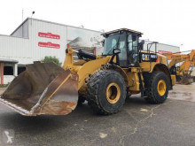 Caterpillar 966M used wheel loader