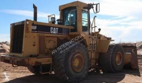 مُحمّلة Caterpillar 980F II محملة بعجلات مستعمل