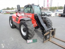 Manitou MLT 634 120 LSU (735 741 JCB 536-60 536-70 CAT TH 407) chargeuse sur pneus occasion
