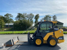 Pala cargadora mini pala cargadora Volvo MC95C / 1240 HR / BUCKET & FORKS NEW TYRES / AC / HIGH FL