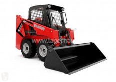 Manitou used mini loader