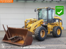 Caterpillar 924G incarcator pe roti second-hand