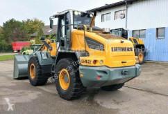 Liebherr L 542 kein 538 550 524 528 514 pá carregadora sobre pneus usada