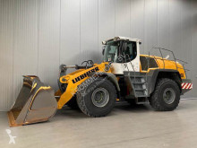 Liebherr L 576 used wheel loader