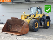Pá carregadora Komatsu WA470-6 pá carregadora sobre pneus usada