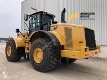 مُحمّلة Caterpillar 980H محملة بعجلات مستعمل