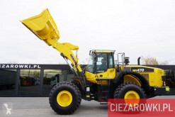 Komatsu WA470 26t , bucket , autogreasing , 5k mth , A/C , camera incarcator pe roti second-hand