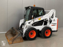 Bobcat S 590 High Flow mini pala cargadora usada
