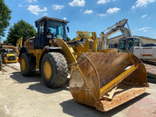 Caterpillar 962M incarcator pe roti second-hand
