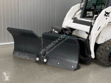 Pá carregadora Bobcat Snow plough V-Blade mini-pá carregadora usada