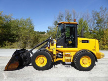 JCB 411 HT used wheel loader