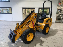 JCB 403 incarcator pe roti second-hand