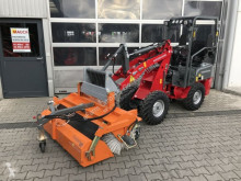 Weidemann 1140 light stufe v chargeuse sur pneus occasion