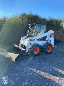 Mini-pá carregadora Bobcat 863 F H