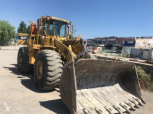 Caterpillar 966E used wheel loader