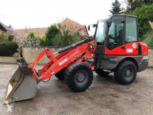 Manitou wheel loader AL 80 - PESEE EMBARQUEE