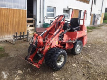 Chargeuse Weidemann 1240 occasion