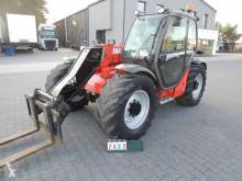 Manitou MLT 634 120 LSU (735 741 JCB 536-60 536-70 CAT TH 407) chargeuse sur pneus occasion