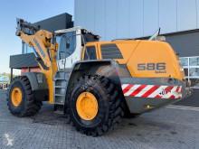 Pala cargadora Liebherr L586 2plus2 pala cargadora de ruedas usada