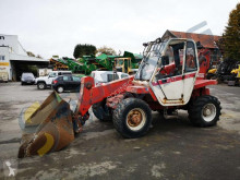 Manitou ML 630 CP incarcator pe roti second-hand