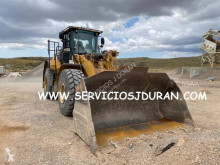 Caterpillar 972K incarcator pe roti second-hand