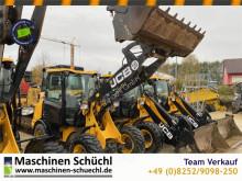 Lastik tekerli yükleyici JCB 406 Radlader 3-in- Schaufel