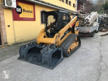 Caterpillar mini loader 289C 289D XPS