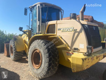 New Holland W190B incarcator pe roti second-hand