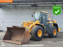 Hyundai HL770-9A Good working DUTCH machine incarcator pe roti second-hand