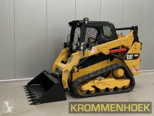 Caterpillar mini loader 259 D High Flow