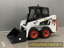Bobcat S 100 SJC mini-incarcator second-hand