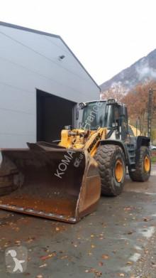 Liebherr L 566 2Plus2 chargeuse sur pneus occasion