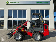 Weidemann 1260 mini-pá carregadora nova
