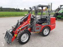 Mini gummiged Weidemann 1240 LP