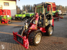 Weidemann 1160 E mini-pá carregadora nova
