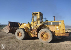 Caterpillar 980C incarcator pe roti second-hand