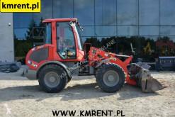 Pá carregadora Atlas 55 65 CAT 906 JCB 2CX 406 KRAMER 341 750 850 VOLVO L35 L25 pá carregadora sobre pneus usada