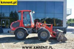 Pá carregadora Atlas 65 55 CAT 906 JCB 2CX 406 KRAMER 341 750 850 VOLVO L35 L25 pá carregadora sobre pneus usada