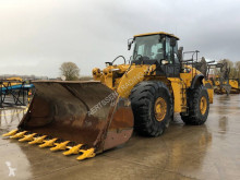Caterpillar 980H incarcator pe roti second-hand