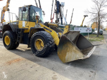 Pá carregadora Komatsu WA380-6 pá carregadora sobre pneus usada