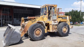 Caterpillar 966D 966D incarcator pe roti second-hand