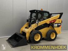 Caterpillar 262 D High Flow mini gummiged brugt