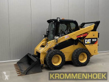 Caterpillar 262 D High Flow mini pala usata