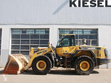 Komatsu WA480-6 chargeuse sur pneus occasion