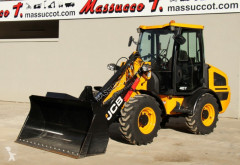 Chargeuse JCB 407b occasion