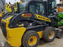New Holland L 218 used mini loader