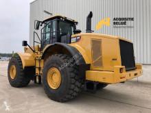 Caterpillar 980H used wheel loader